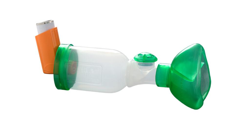 La chambre d'inhalation TipsHaler®