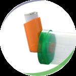 TipsHaler® s'adapte à la majorité des aérosol-doseurs