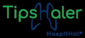 Logo TipsHaler-Hospital, chambre d'inhalation stérilisable